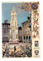 Viterbo Macchina Di Santa Rosa - Unclassified