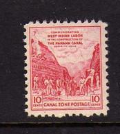 Panama - Canal Zone  -  West Indian Labor  -Neuf** - MNH - Kanaalzone