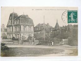 Cabourg. Villa Francia, Trouvilla, Stella. - Cabourg
