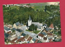 C.P. Cambron-Casteau  = Le  Centre  Vue  Aérienne - Brugelette