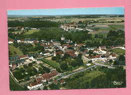 C.P. Cambron-Casteau  = Panorama    Vue  Aérienne - Brugelette