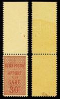 France Colis-Postaux N° 28 Neuf ** Signé Calves Superbe Qualité - Cote 85 Euros - Mint/Hinged