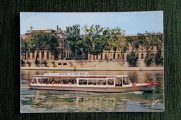 PARIS - Les Vedettes Du Pont Neuf , Circuit Touristique. - Sonstige