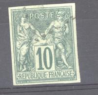 0co  209  -  Colonies Générales  :  Yv  32  (o) - Sage