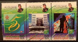 BRUNEI - MNH**  - 2002 -  # 616/618 - Brunei (1984-...)