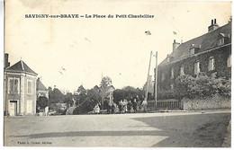 SAVIGNY SUR BRAYE - La Place Du Petit Chastellier - Unclassified