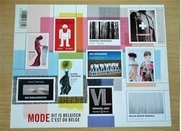 Blok 180** Mode Dit Is Belgisch - La Mode Du Belgique Sur Bloc 180 MNH  / 4019/28** - Libretti 1962-....