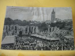 17 5453 CPA - 17 SAINTES. FETES DES ECOLES LAÏQUES (19 JUIN 1904). MENUET DANSE PAR LES ENFANTS DES ECOLES - ANIMATION - Saintes