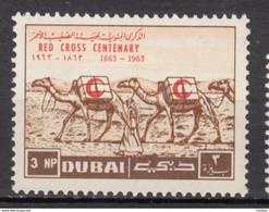 Dubai, Croix-rouge, Red Cross, Croissant-rouge, Red Crescent, Chameau, Camel - Croce Rossa