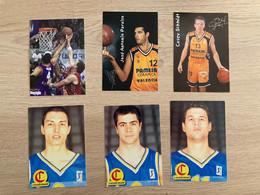 ACB Players Postcard - Baloncesto