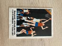 Basketball Magazine Nino Buscato - [1] Hasta 1980