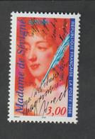 TIMBRE - 1996  -   N° 3000A -   Europa ,les Femmes Célèbres , Madame De Sévigné  -   Neuf Sans Charnière - Unused Stamps