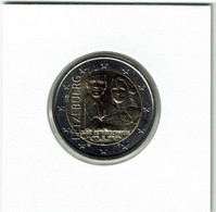 Luxembourg 2€ Unc Prince Charles  2020 - Luxemburg