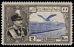 Iran 1930 2kr Air Unmounted Mint. - Irán