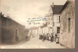 60 -   Saint-Maximin (oise) -  La Rue Des Orfèvres - Altri Comuni