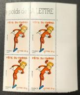 N° 3877 Neuf ** Gomme D'Origine En Bloc De 4  TTB - Unused Stamps