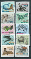 België OBP Nr: 4201 - 4210 Gestempeld / Oblitérés - Fabelwezens - Used Stamps