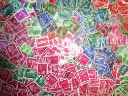 FRANCE - 400 Grammes De Timbres Usage Courant Oblitérés - Décollés (sans Papier) - Bon état. - Lots & Kiloware (mixtures) - Min. 1000 Stamps