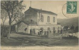 ALGERIE AKBOU La Poste - Andere Städte