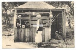 Un Tisseur, A Weaver - North Africa? - 1913 Used Postcard, Photography By Touly Of Lille - Artesanal