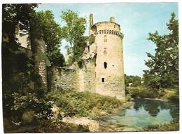 22 Plédéliac - Le Chateau De La Hunaudaye - Other Municipalities