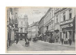 Tarnopol - Ul. Trzeciego Maja - Dritte-Mai-Gasse - édit. Sztuka  + Verso - Ukraine