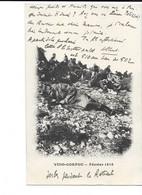 Vido-Corfou - Février 1916 - Retraite Des Troupes Serbes - édit.   + Verso - Grecia