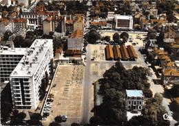 94-LA-VARENNE-SAINT-HILAIRE-VUE AERIENNE SUR LA PLACE DU MARCHE - Otros Municipios