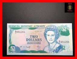 BERMUDA  2 $  6.6.1997  P. 40 A  UNC - Bermudas