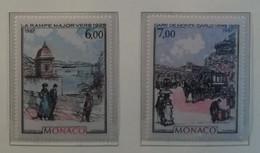 Monaco 1987 / Yvert N°1611-1612 / ** - Ongebruikt