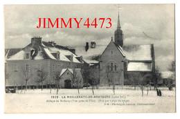 CPA - LA MEILLERAYE-DE-BRETAGNE 44 Loire Inf. - Abbaye De Melleray ( Vue Prise De L'Est ) N°1212 - Col. Lacroix - Altri Comuni