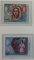 Monaco 1987 / Yvert N°1594-1595 / ** - Ongebruikt