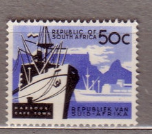 SOUTH AFRICA Ship 1962 Mint Mi 308 CV 50 EUR #10019 - Neufs