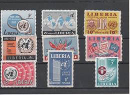O .N.U - United Nations XXX - Liberia