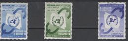 Droits De L 'homme 1958 XXX - Libya