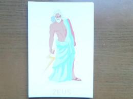 Griekenland - Greece / Greek Mythology / Zeus --> Unwritten - Grecia
