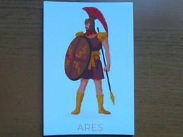 Griekenland - Greece / Greek Mythology / Ares --> Unwritten - Grecia
