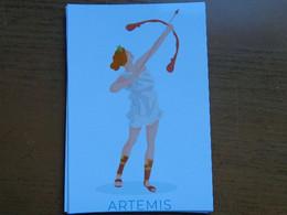 Griekenland - Greece / Greek Mythology / Artemis --> Unwritten - Grecia