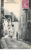 A/1         36     La Chatre      Quartier De La Tete Noire   Ancien Grenier à Sel - La Chatre