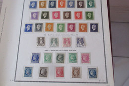 France Lot  1944 - 46 - Verzamelingen (zonder Album)