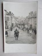 CARTE PHOTO DE WASIGNY  Cortège Religieux - Altri Comuni