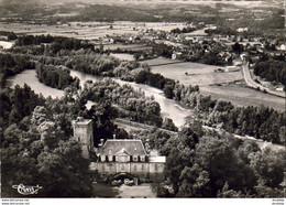 D64  COARRAZE  Vue Aérienne Sur Le Château - Le Gave De Pau Et La Vallée - Sonstige Gemeinden