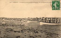 D56 LOT DE 2 Cartes Réservé Seraf56 - Lorient