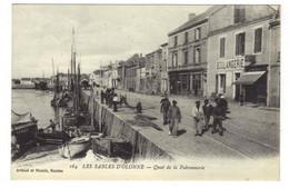 164 - LES SABLES D'OLONNE -  Quai De La Poissonnerie - Sables D'Olonne