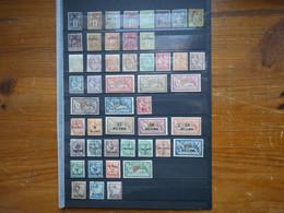 FRANCE Colonies ALEXANDRIE Cote Plus De 300 € - Unused Stamps