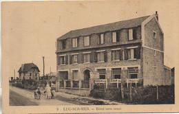 14 LUC-sur-MER  Hôtel Sans Souci - Luc Sur Mer