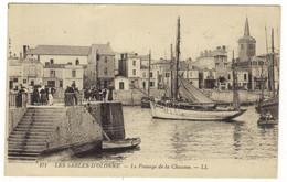 171 - LES SABLES D'OLONNE - Le Passage De La Chaume - Sables D'Olonne