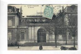 CPA 44 Saint Nazaire N°2 Laq Bourse - Saint Nazaire