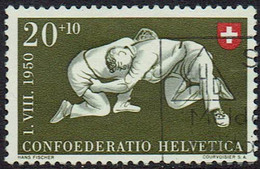 Schweiz 1950, MiNr 547, Gestempelt - Used Stamps