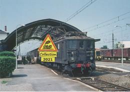 BB 317 Et Train Pour Latour-de-Carol, En Gare De Pamiers (09) - - Pamiers